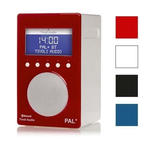 Radio Pal+ BT Tivoli (FM.DAB.DAB+.AUX.Bluetooth)