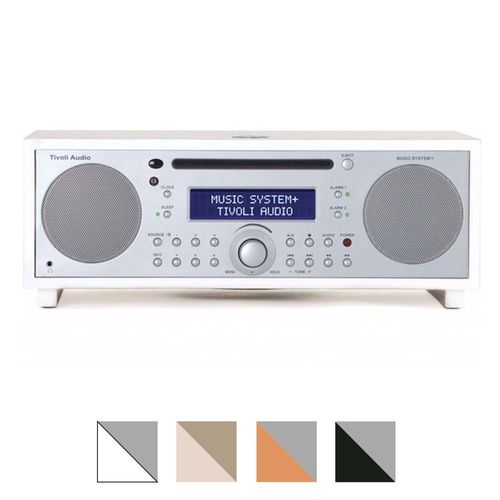 Music System + Tivoli (CD.DAB.DAB+.FM.Bluetooth)