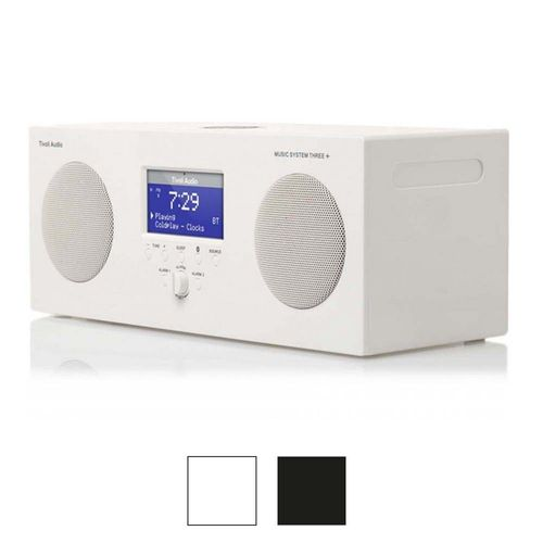 Music System Three + Tivoli (FM.DAB.DAB+.AUX.Bluetooth)