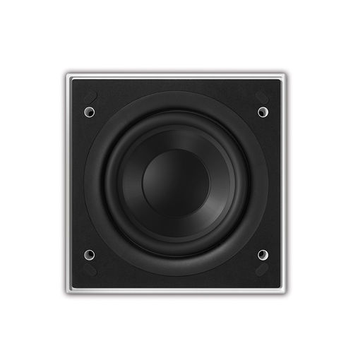 Enceinte encastrable carrée Subwoofer Ultra 2 (Ci200QSb-THX) Kef