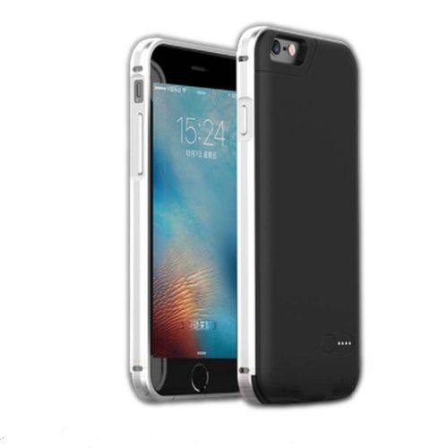 Coque Evolution iPhone 6+/6S+ (Carte mémoire et extension de batterie) Input Delune