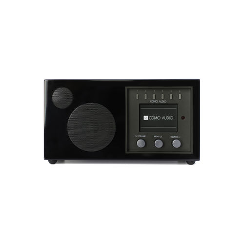 Radio Solo Piano Black Como Audio (FM.DAB.DAB+.WiFi.Bluetooth)