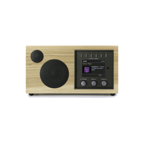 Radio Solo Hickory Como Audio (FM.DAB.DAB+.WiFi.Bluetooth)