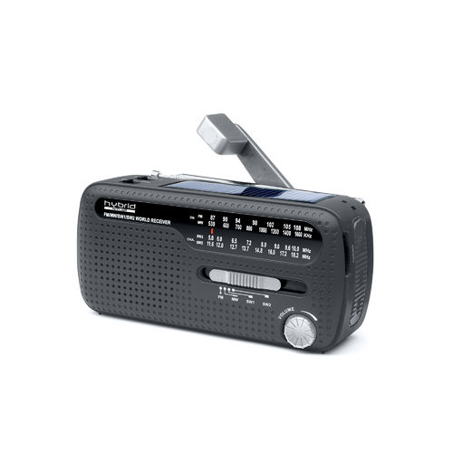 Radio Solaire (FM.MW) MH-07DS Muse